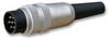 LUMBERG - SV70 - CONNECTOR, DIN AUDIO, PLUG, 7WAY -- 777494