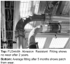 Abrasion Resistant Fittings for Plastics Industry - Image