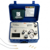 Nitropak, 3000 PSI digital gauge, 6ft, 3ft hoses, (2) 1/4†MNPT process connections -- NPAK-3KPSIG-D