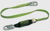 BackBiter Tie-Back Lanyards - single leg, snap hook & 5K snap hook > UOM - Each -- 913B/6FTGN -- View Larger Image