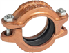 Rigid Coupling for Copper Piping -- Style 606 - Image