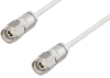 2.92mm Male to 2.92mm Male Cable 24 Inch Length Using PE-SR405FL Coax -- PE3C1377-24 -Image