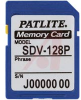 SD Card; memory capacity of 128MB; for BD,BDV;LKEH,WG Series -- 70038917