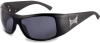 TapouT Neck Crank Sunglasses with Matte Black Frame and Gray -- TAP-92076