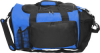 Blockbuster Duffel Bag -- 3476 - Blue/Black