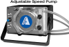 Peristaltic Tubing Pump Fixed RPM -- TPUFX120-50