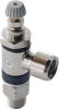 Right Angle Flow Control Valve -- MVU 32F-32 - Image
