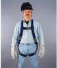 Miller 650K Black Universal Vest-Style Body Harness - Nomex Webbing - 612230-11143 -- 612230-11143