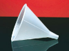 Plastic Funnels, General Purpose Funnels -- 412334-0004