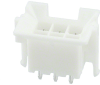 Rectangular Connectors - Headers, Male Pins -- 1586586-6-ND -Image