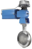 High Performance Triple Eccentric Disc Valves -- LW/LG Series - Image