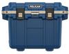 Pelican 30 Qt Elite Cooler - Blue with Coyote Trim   SPECIAL PRICE IN CART -- PEL-30Q-7-PACBLUCOY -Image
