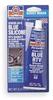 RTV Silicone,Sensor-Safe,3 Oz Tube,Blue -- 2GXY4