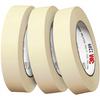 """1 1/2"""" x 60 yds. - 3M - 2209 Masking Tape -- T9362209 - Image"""