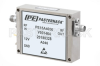 1 Watt P1dB, 2 GHz to 18 GHz, Medium Power Amplifier, SMA, 30 dB Gain, 37 dBm IP3 -- PE15A4056 -Image