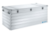 Rugged Aluminum ATA Shipping Case -- APZG-40876