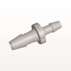 Straight Reducer Connector, Barbed, Natural -- HSR43 -Image