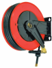Open Hose Reel for Metered Dispensing System -- DRM697