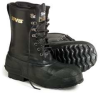 Winter Boots,Mens,11,Lace,Steel,1PR -- 3MZF9