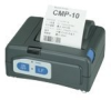 Citizen CMP-10BT - label printer - B/W - thermal line -- CMP-10BT-U5SC-HS