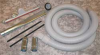 Drum Top Vacuum Kit 1 1/2 In -- 4RXZ7