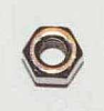 Hex Spacer, Brass - Image
