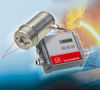 IR Sensor With Laser Sighting For Measurements Through & On Flames, CTlaserCOMBUSTION -- ThermoMETER CTLC-4SF45-C3 -Image