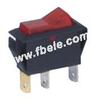 Single-pole Rocker Switch -- IRS-1-3B ON-OFF - Image