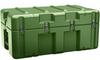 Pelican AL3418-1005 Single Lid Trunk Shipping Case with Foam - Olive Drab -- PEL-AL3418-1005RPF137 -Image