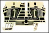 WEIDMULLER - 1616500000 - TERMINAL BLOCK, DIN RAIL, 2POS, 26-12AWG -- 575026