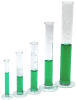 Graduated Cylinder,1000ml,Graduations(10ml) each -- GW-26 - Image