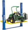 BendPak XPR-7TRFX 7,000 LB Capacity, Floor Plate, Turf Lift -- BENXPR7TRFX