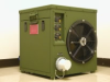Generator Support Equipment - Trailers -- 30kW Portable Load Bank