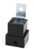 Song Chuan High Power Skirted Mini Relay, Diode w/ Steel Bracket, 50A, 896H-1CH-D1SF-T-001-12VDC -- 896H-1CH-D1SF-T-001 - Image