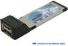 Dual Port SATA II ExpressCard -- ECSA220