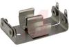 Battery Holder; AA; 0.531/0.565 in. O.D; Aluminum; Screw Mount; 2; Eyelet -- 70182725