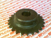 SPROCKET 1/2IN PITCH 25TEETH 1INCH BORE -- 40B25F1