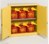 Eagle 30 gal Yellow Hazardous Material Storage Cabinet - 048441-00378 -- 048441-00378