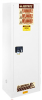 Hazardous Liquid Safety Storage Manual Cabinet -- CAB25824-WHITE