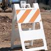 Plastic Folding Barricades - Type I (Type I) -- 754476-57596