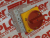 IEC LOAD SWITCH OPEN - BASE / DIN RAIL OFF-ON 9 -- 194EA321756 - Image