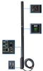 Single-Phase Switched PDU, 2.9kW 30A 120V, 0U Vertical Rackmount, 24 NEMA 5-15/20R Outlets, NEMA L5-30P Input Plug -- PDUMV30NET