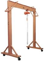 Overhead crane via Air Technical Industries