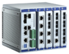 DIN-Rail Managed Ethernet Switch -- EDS-619 Series