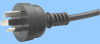7A IEC 60320 C5 Connector Power Cord -- 86295420