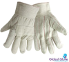 Global Glove Heat Handler C30BT White Universal Cotton Work & General Purpose Gloves - Uncoated - C30BT MENS -- C30BT MENS