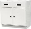 Polypropylene 1 Door Base Cabinet -- ID-01-1830-BC - Image