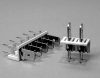 Fixed Printed Circuit Board Terminal Blocks -- 1171 - Image