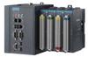 Intel® Atom™ D510 1.66 GHz, 2 GB RAM Controller with 3 x LAN, 2 x COM, VGA -- APAX-6572-AE
