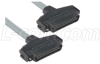 Cat. 5, Telco Cable, 180º Male / 180º Male, 5.0 ft -- TDC550MM-5
